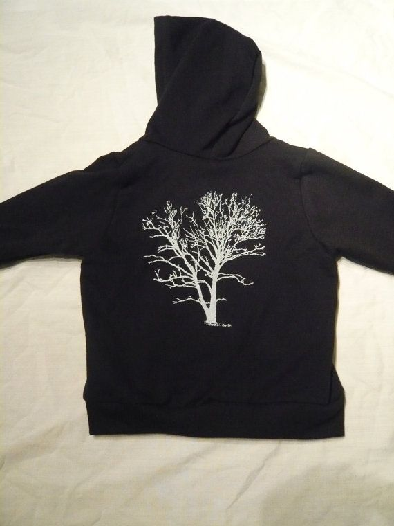 Sycamore Infant California Fleece Hoodie by StarfishEarthClothes, $25.00