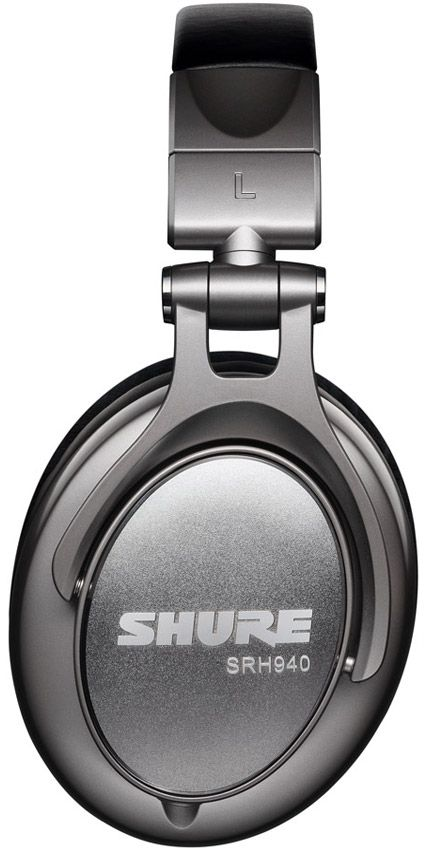 Shure SRH940 Professional Reference Headphones Shure Pinterest - professional reference