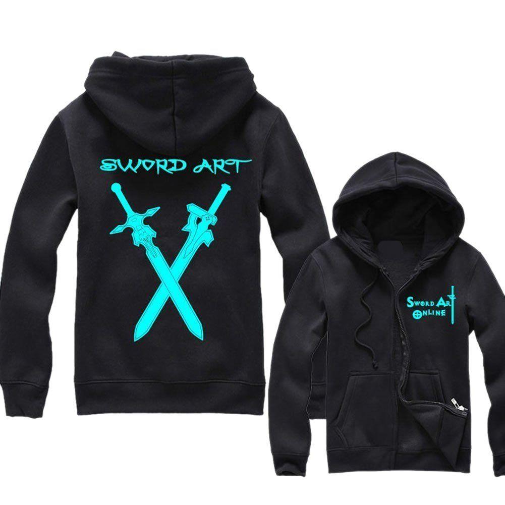 Anime hoodies