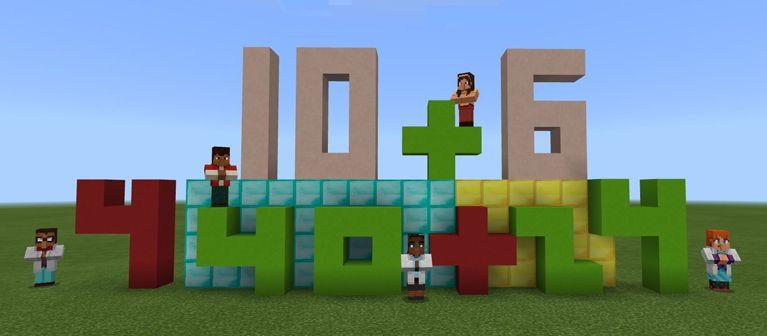 Homepage Minecraft Education Edition Community Service Ideas Education Online Education