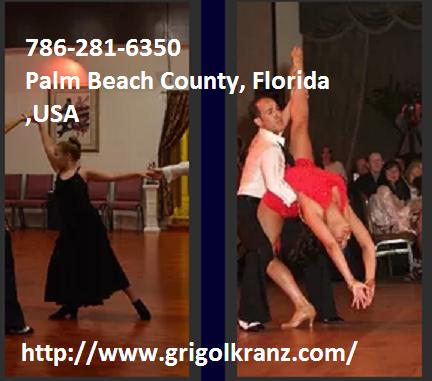 Salsa Dancing Palm Beach As A Champion Ballroom Dancer With 20 Years Experience Grigol Kranz