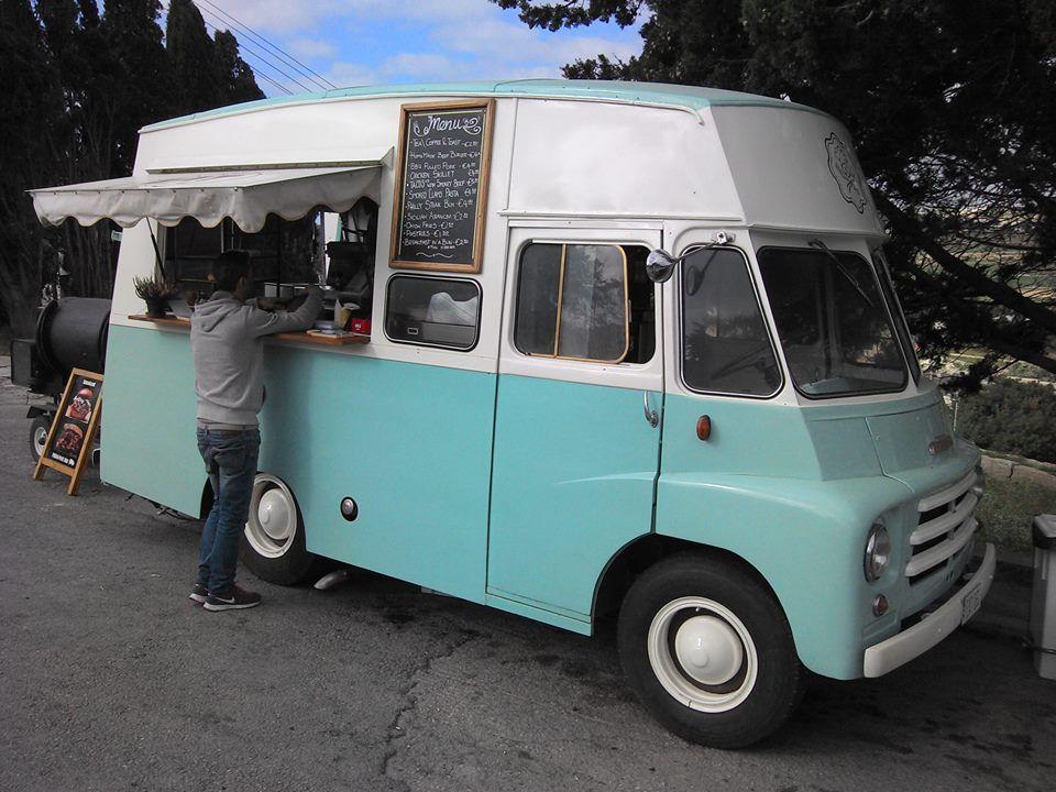 Morris LD Catering Van