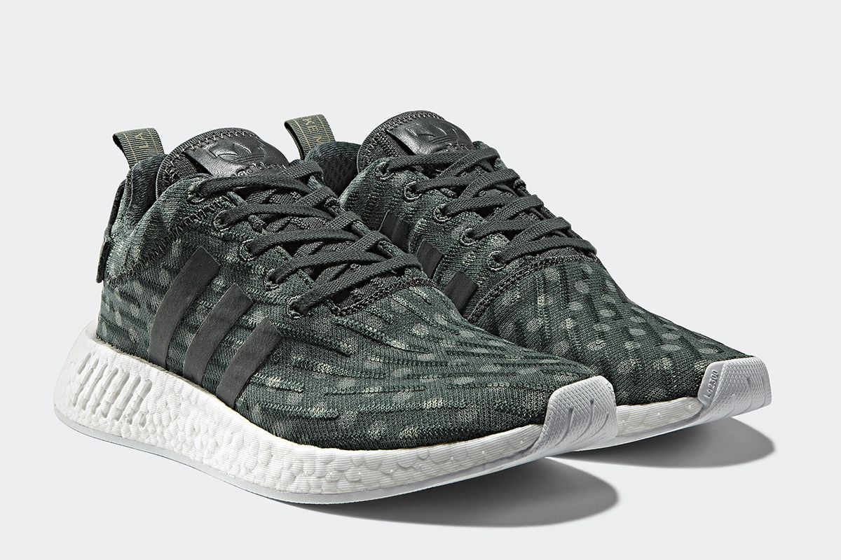 d7a843cac adidas Originals Styles the NMD R2 with Polka-Dots for Women - EU Kicks   Sneaker Magazine