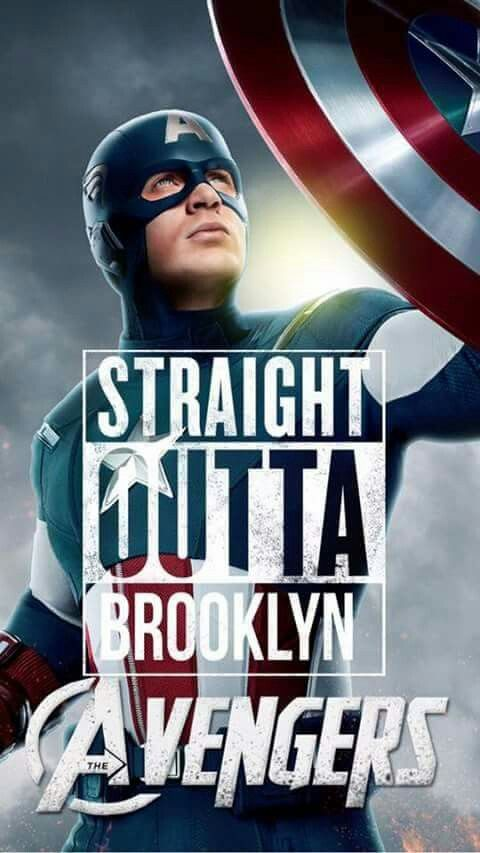 Captain America Straight Outta Brooklyn Dc And Marvel Comics