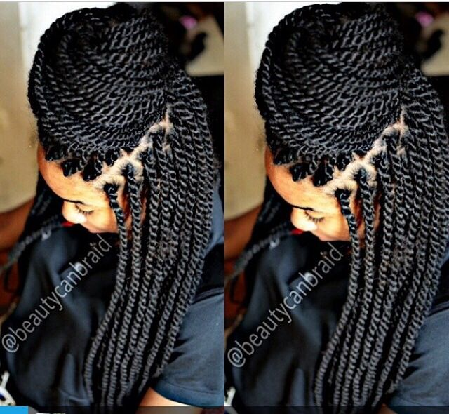 Amazing 1000 Images About Braids Amp Twists On Pinterest Protective Short Hairstyles Gunalazisus