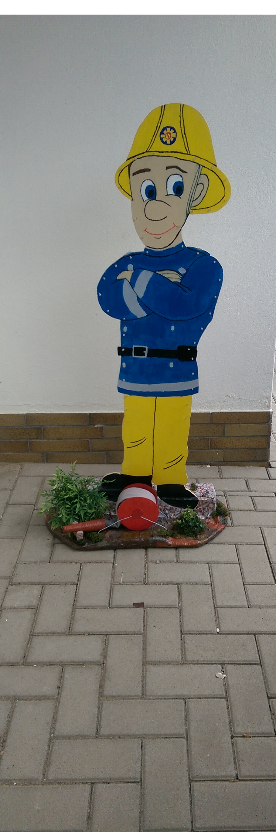 Feuerwehrmann Sam Feuerwehrmann Sam Feuerwehrmann Basteln