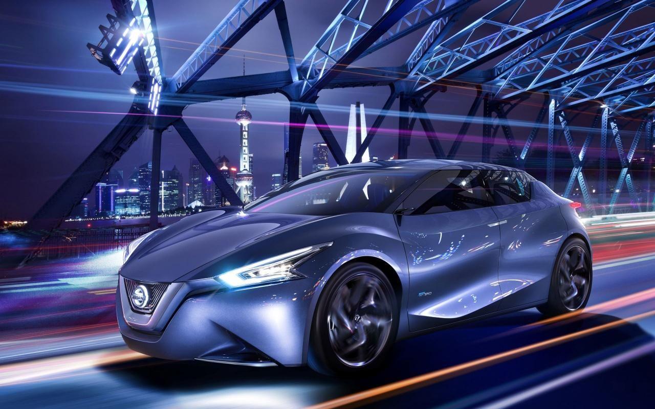 Real Amazing 2013 Nissan Friend Me Concept Mobil Konsep Mobil Mewah Mobil
