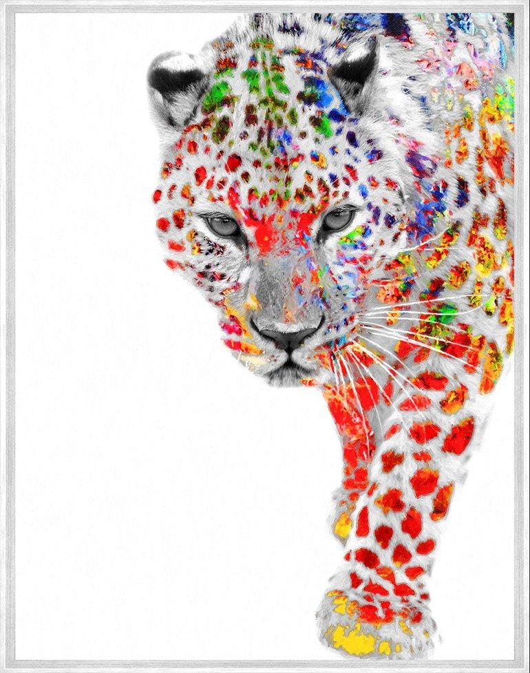 interior wall art canvas print wall decor animal art on canvas wall art id=69225