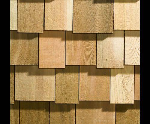 Wood Cedar Shingles Shakes Staggered Cedar Shingle