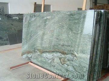 Ming Green Marble Slab