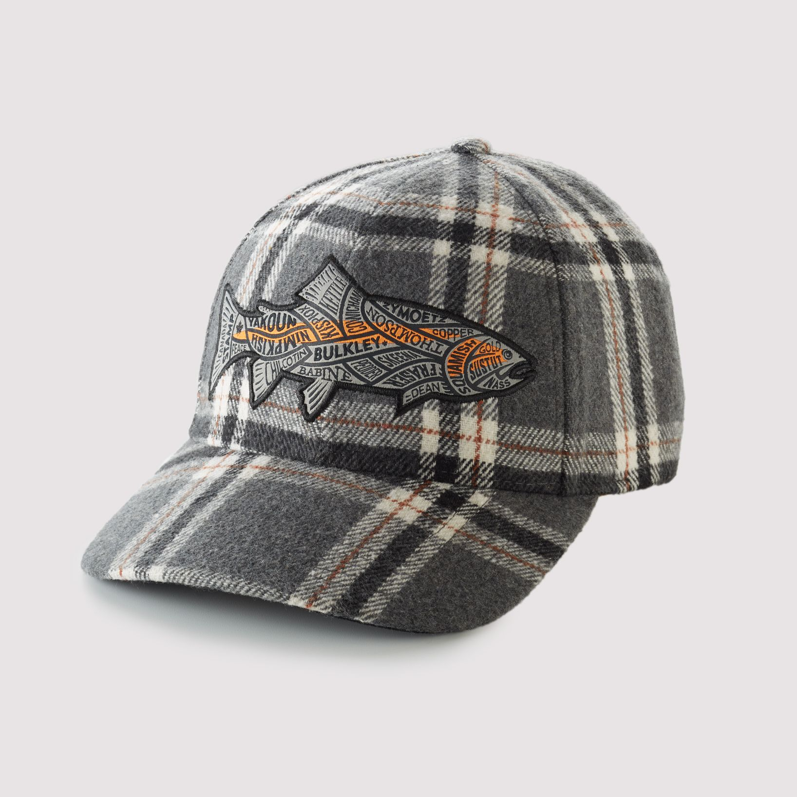 Western Canadian Steelhead Rivers Plaid Hats will be in next week A 500 donation will be made to the Wild Steelhead Coalition for every hat sold on Get em while they last...