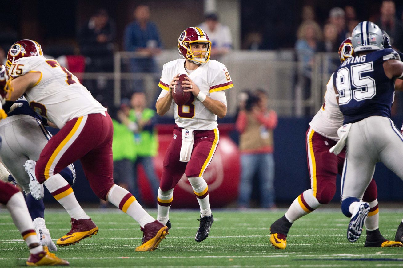 Redskins vs. Cowboys Thursday Night Football Open Thread