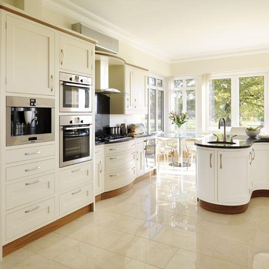 Kitchenaid artisan 125 stand mixer beautiful kitchen for Beautiful country kitchen designs