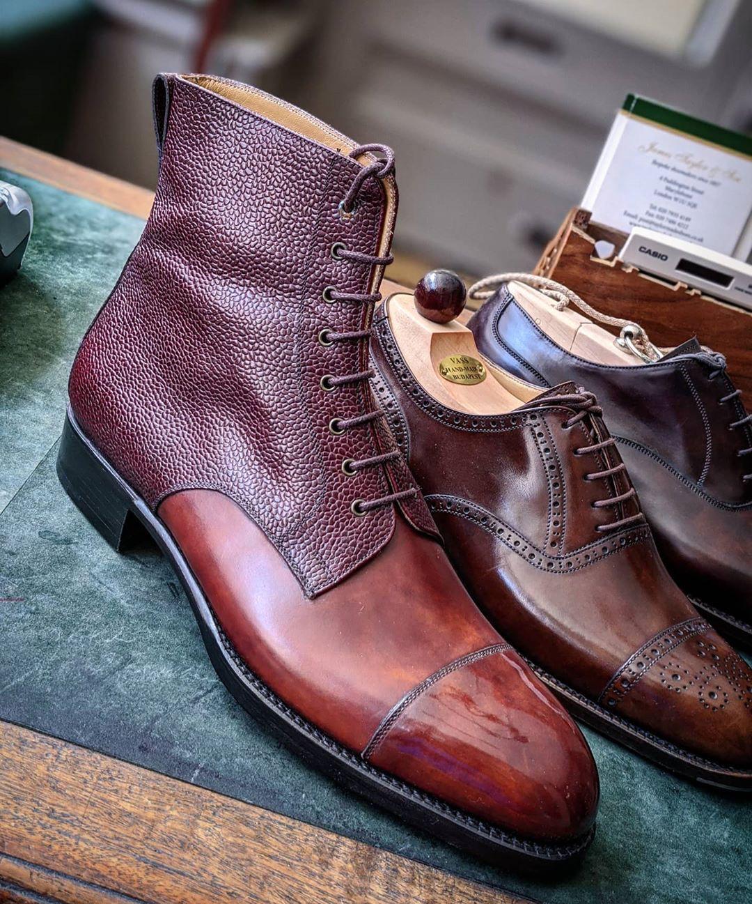 Gentleman Shoes Nel 2020