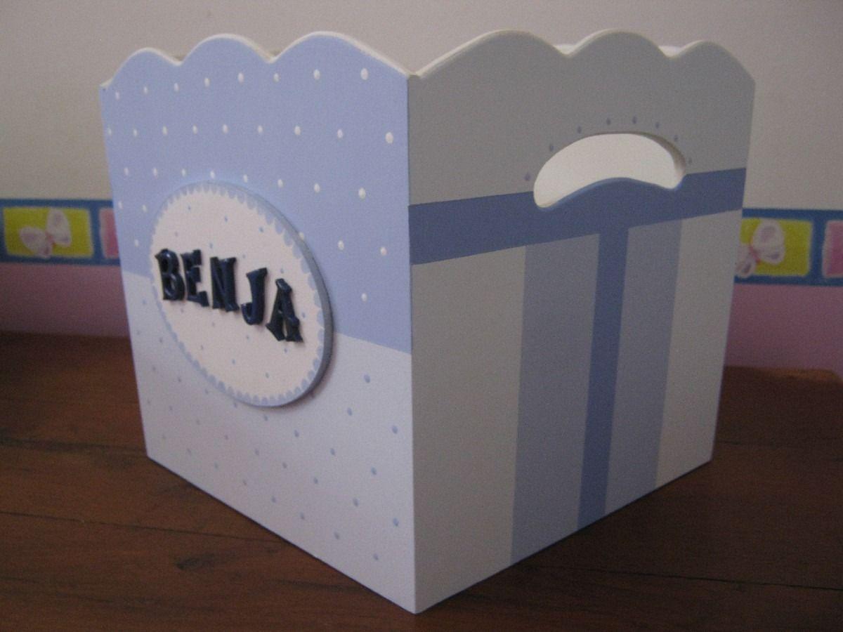 Cosas en fibrofacil para bebe buscar con google para - Cajas decoradas para bebes ...