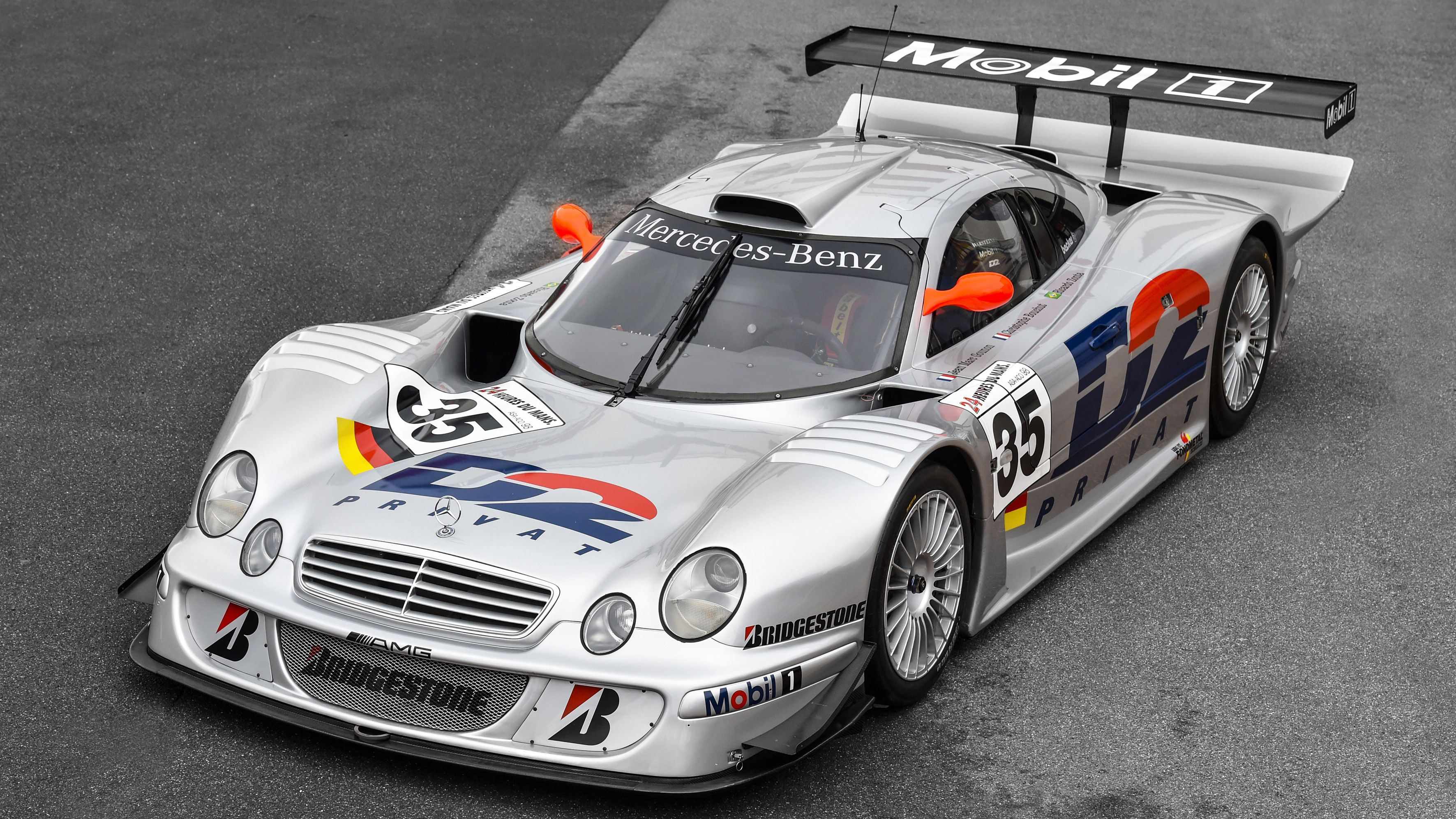 mercedes benz clk gtr amg racing version 1998 mercedes. Black Bedroom Furniture Sets. Home Design Ideas