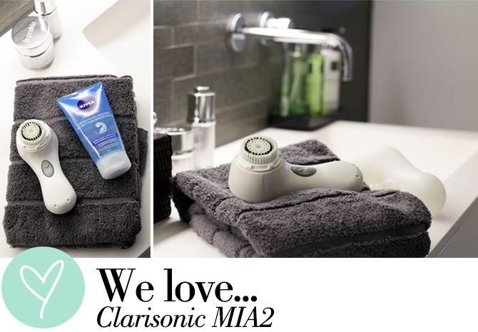 Clarisonic MIA2 - Für diejenigen, die das frische Gefühl nach der Reinigung des Gesichts lieben und trotz Zeitmangel nicht auf ein wirkungsvolles Beautyprogramm verzichten wollen...