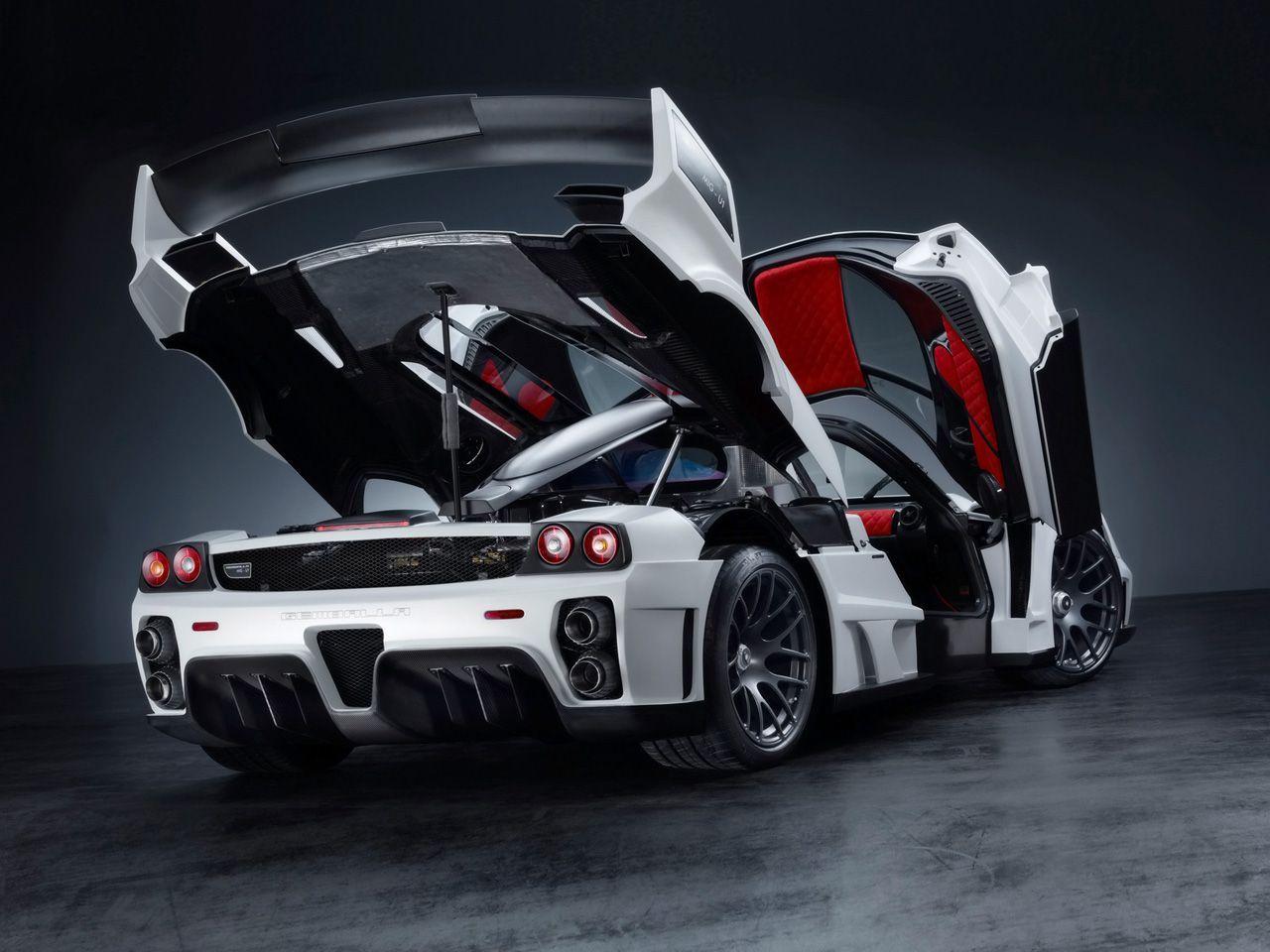 Foto Mobil Ferrari Modifikasi Thefast Theluxurious With Images