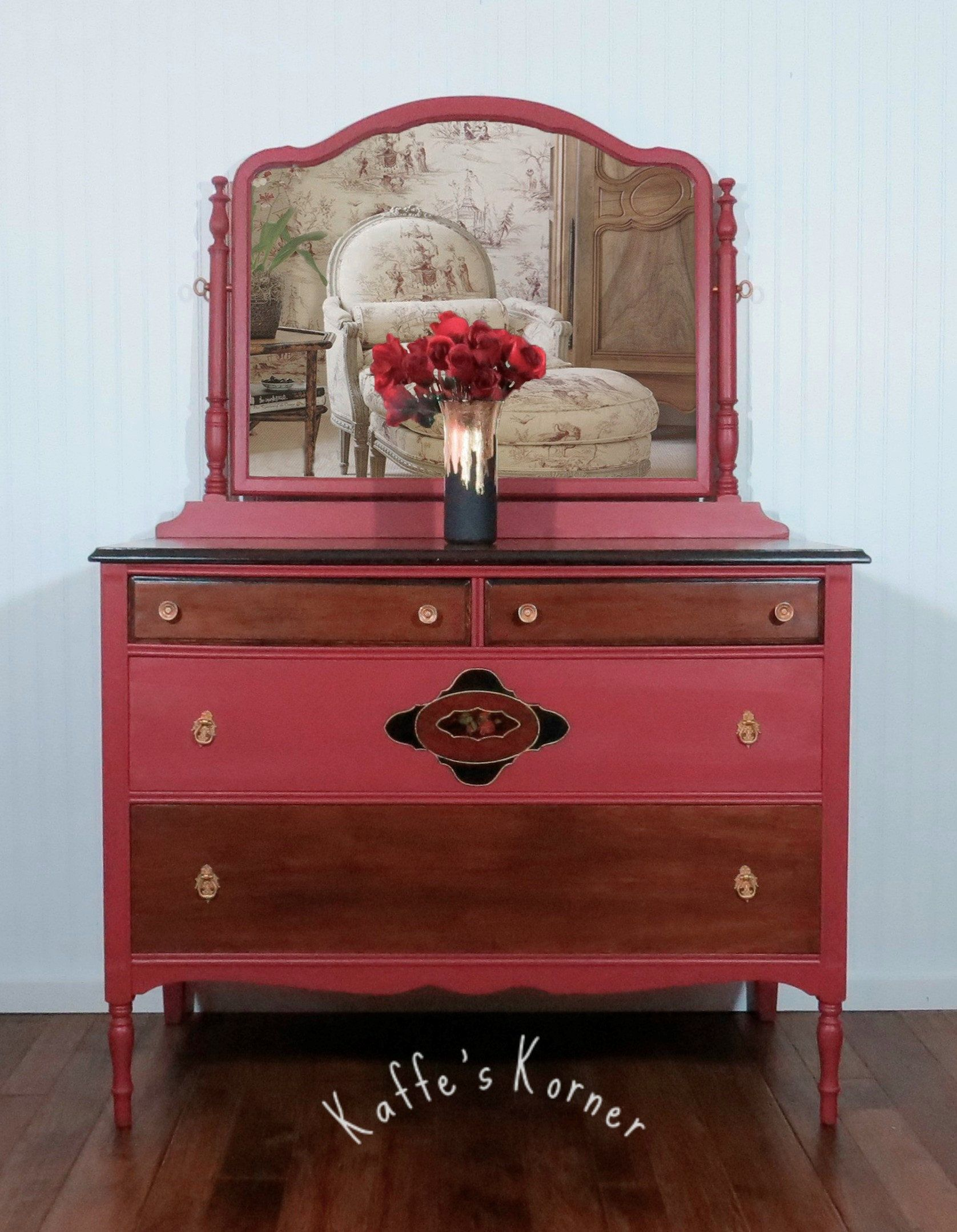 Mirror furniture repair Near Me 1940s Era Vintage Dresser With Mirror Drawer Chest Of Drawers Pinterest 1940s Era Vintage Dresser With Mirror Drawer Chest Of Drawers