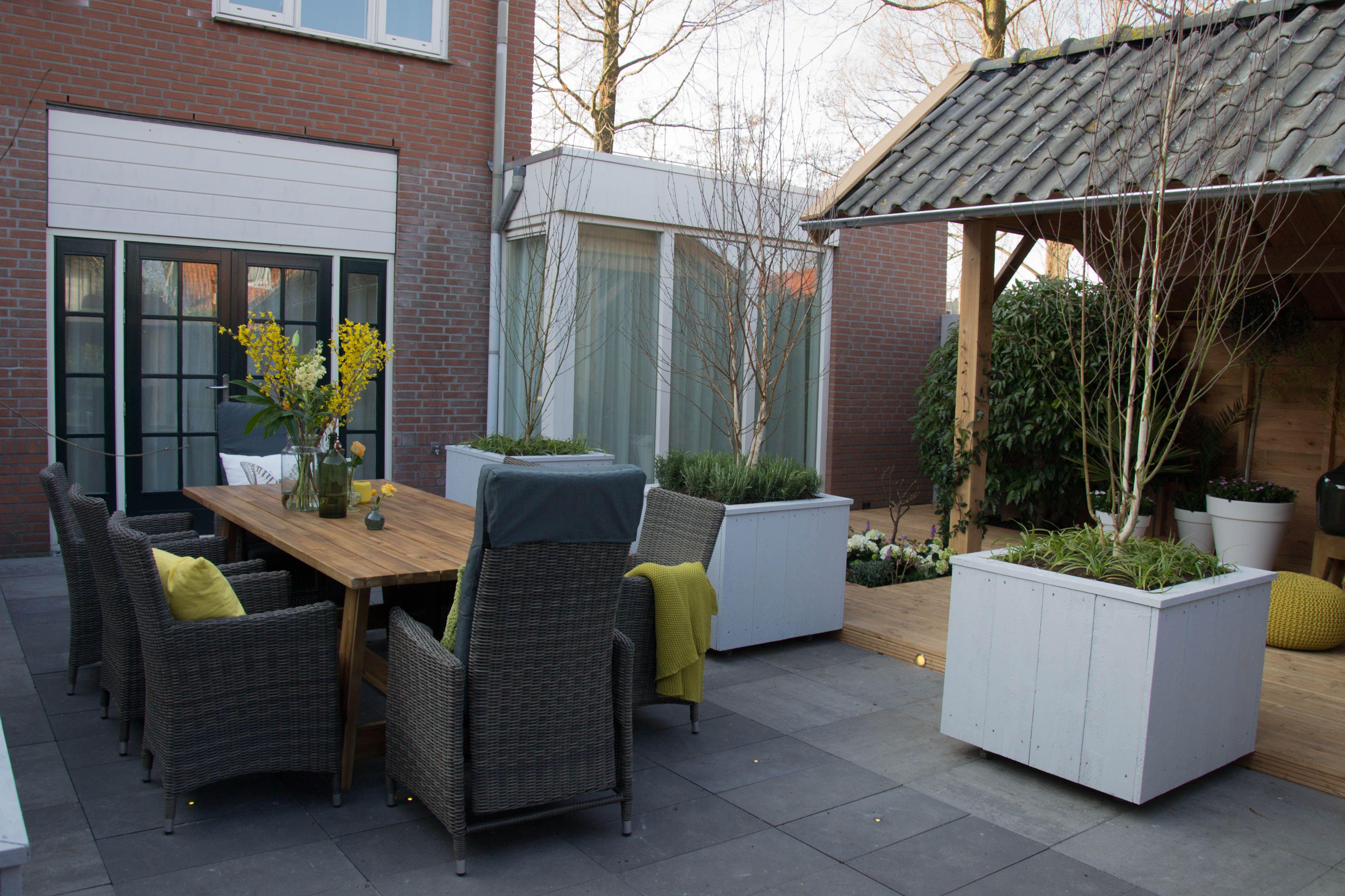 Eigen huis en tuin praxis sierbestrating geeft een for Tuin praxis