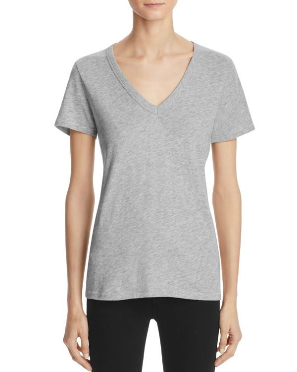 26bc9f25f462 rag & bone/Jean The Vee Tee | Cotton | Machine wash | Imported | Fits true  to size, order your normal size | Designed for a contemporary fit | V-neck,  ...