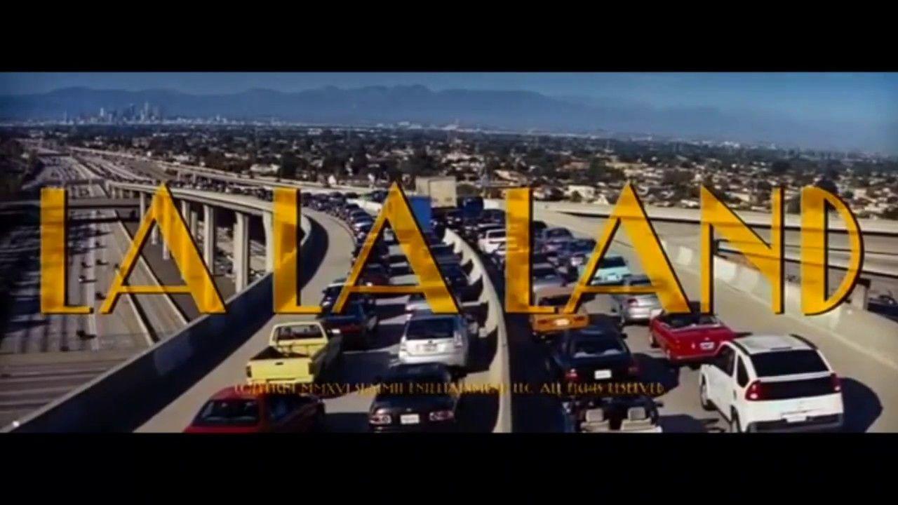La La Land Another Day Of Sun Opening Number La La Land Movie Scenes Light Film