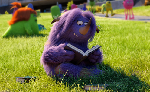Disney's Monsters University is Totally Awesome