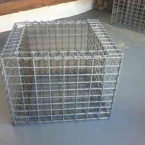 Build Your Gabion Planter Planters Gabion Cages 400 x 300