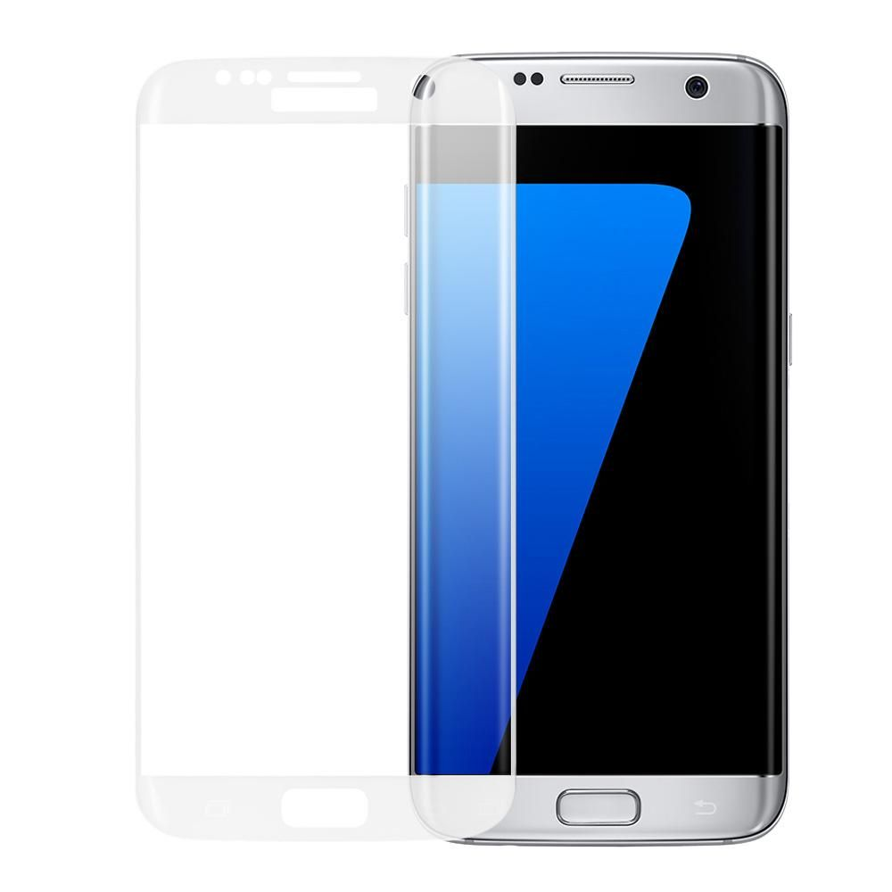Newest 3d Curve 9h Hardness Tempered Glass For Samsung Galaxy S7