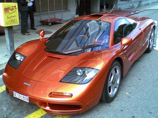 Mclaren F1 1992 1998 Possibly The Best Sports Car Ever Made For More A Decade Nothing Came Close To Touching Performance Of And Its