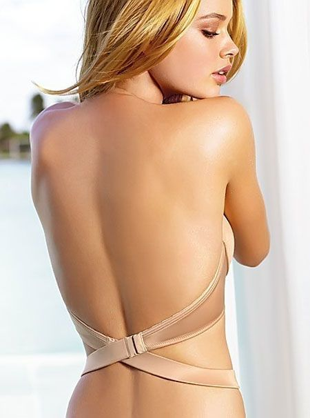 All You Need To Know About Backless Bras | Backless wedding and ...