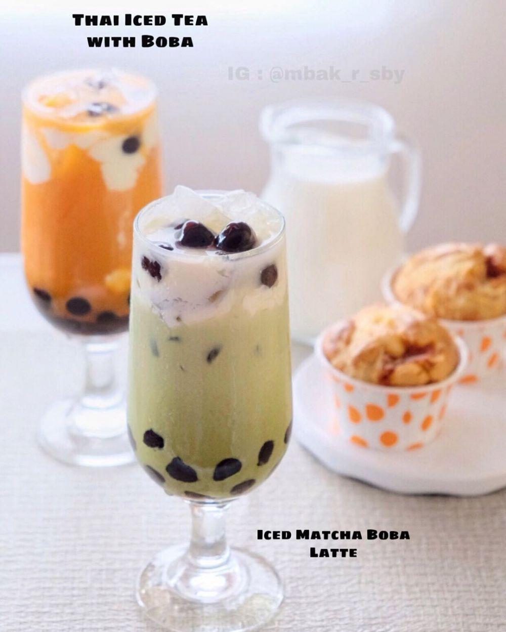 Resep Minuman Ala Cafe Instagram Resep Minuman Resep Minuman