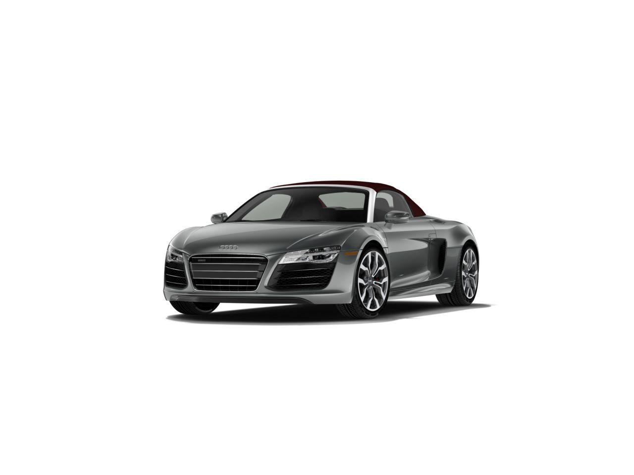 Build your own Audi R8 Spyder - Car configurator   Audi USA   pimp
