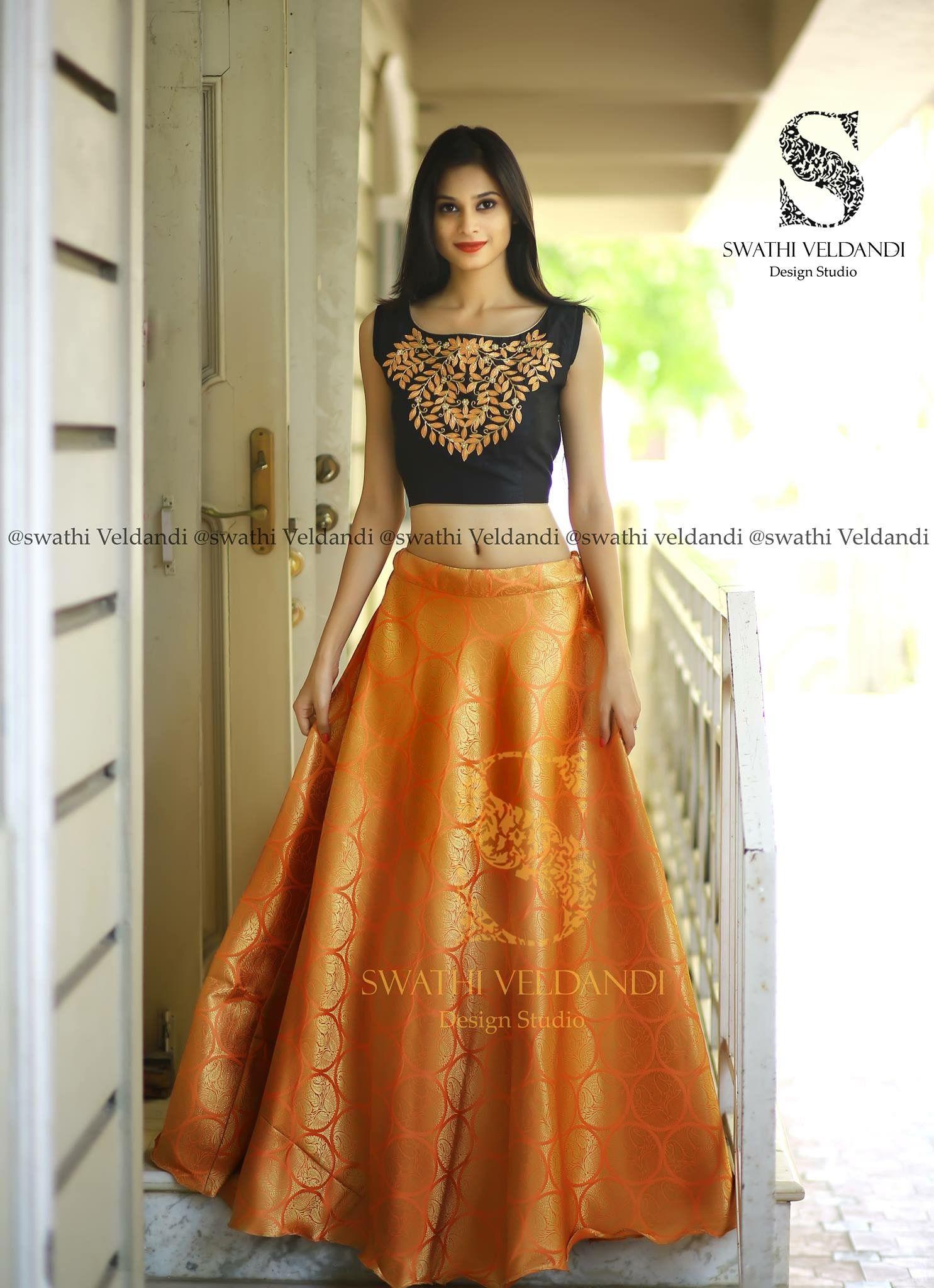 Pin de Pranathi Reddy en Fashion lehengas   Pinterest   Vestido de ...