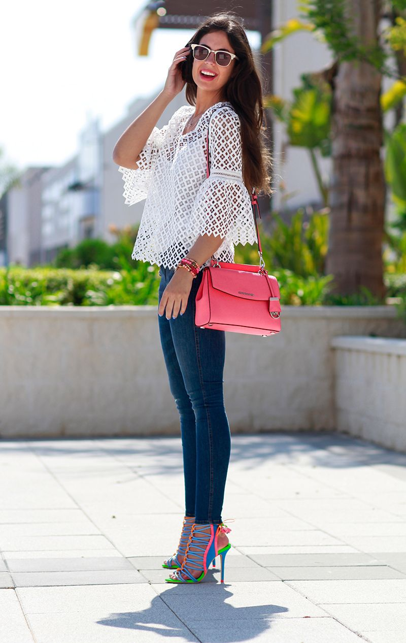 13e4a300f Pin by Ane on Silvia Navarro fashion blogger Spania