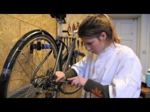 Free Bike Repairs For Students And Employees Of The University