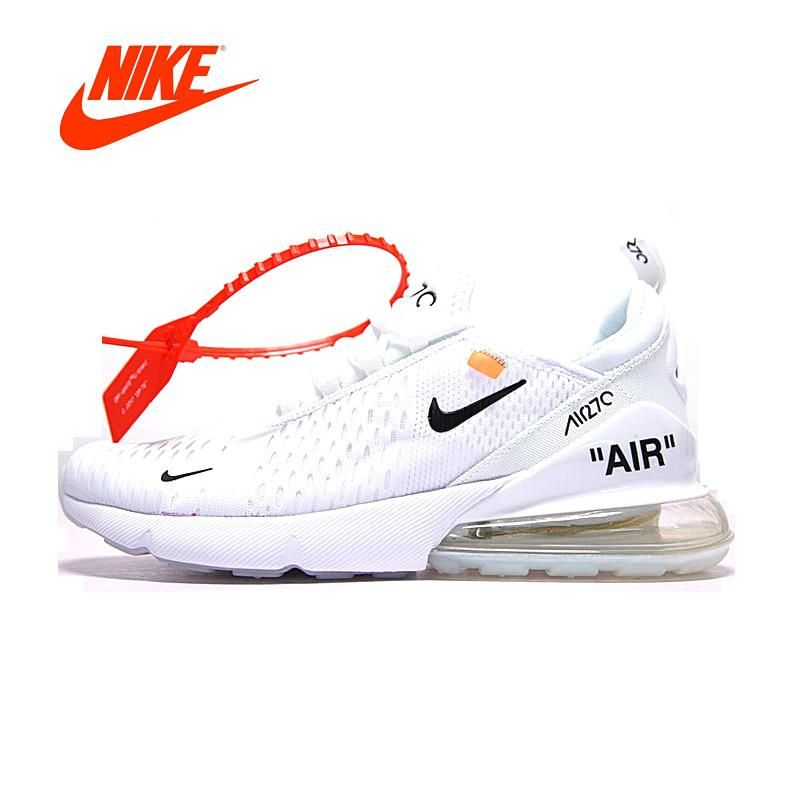 cb9cb2f3f64007 Original New Arrival Official Nike Air Max Breathable Cushion Sports Shoes  White Black Men s Running Shoes AH8050-100. Yesterday s price  US  400.99  (358.97 ...