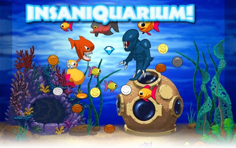 insaniquarium deluxe free download apk