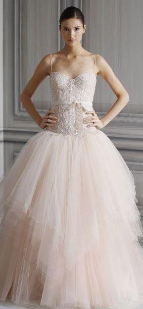 Monique Lhuillier Bridal Collection | Vestidos Novia | Pinterest ...