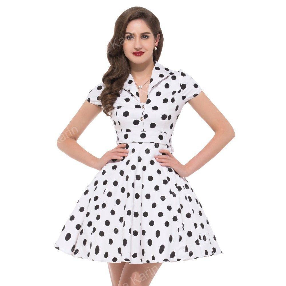 Kurzes Weisses Vintage Kleid Online | Damenmode 2018: Alle Trends im ...