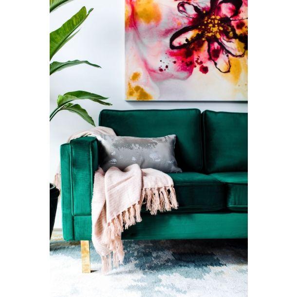 Awe Inspiring Lexington Mid Century Modern Velvet Sofa In 2019 Living Bralicious Painted Fabric Chair Ideas Braliciousco
