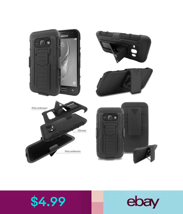 4 99 Front Back Defender Case For Samsung Galaxy J1 J2 J3 2016 Belt Clip Stand Cover Ebay Electronics Samsung Galaxy Samsung Cell Phone Cases