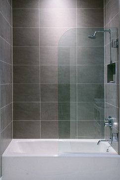12x24 Shower Tile Design Ideas Pictures Remodel And Decor Shower Tile Grey Bathroom Tiles Bath Tiles