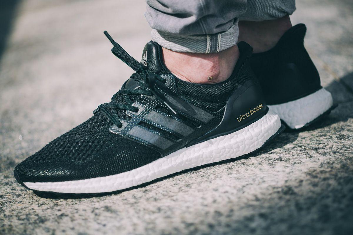 adidas ultra boost core black grey shoes pinterest ultra