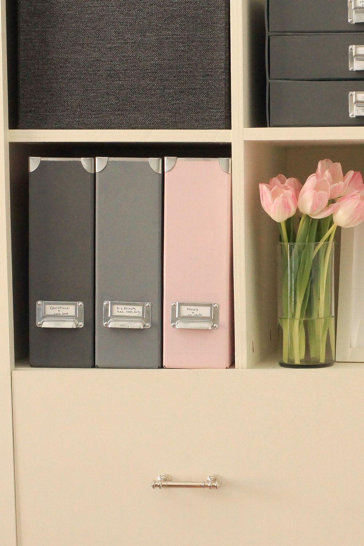 Ikea Hack Magazine Files Ikea Hack Home Office Storage