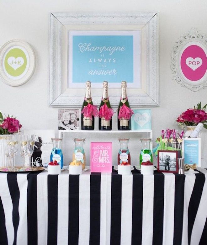 Engagement Dinner Party Ideas Part - 46: 17 Engagement Party Ideas More Fun Than Your Wedding