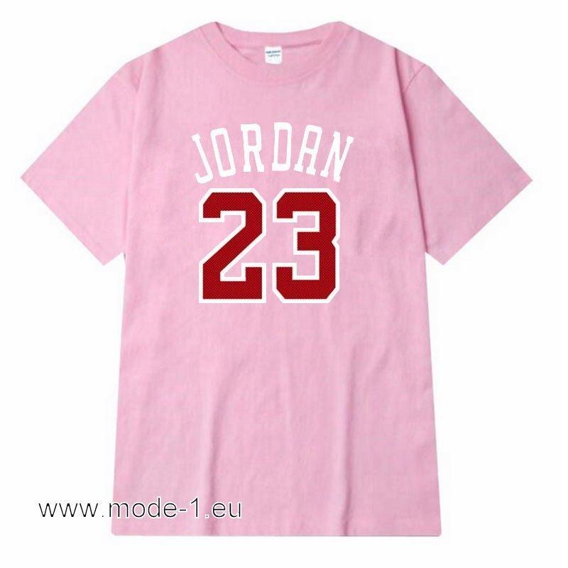 Herren T shirt Jordan in Rosa #mode #fashion #für #herren