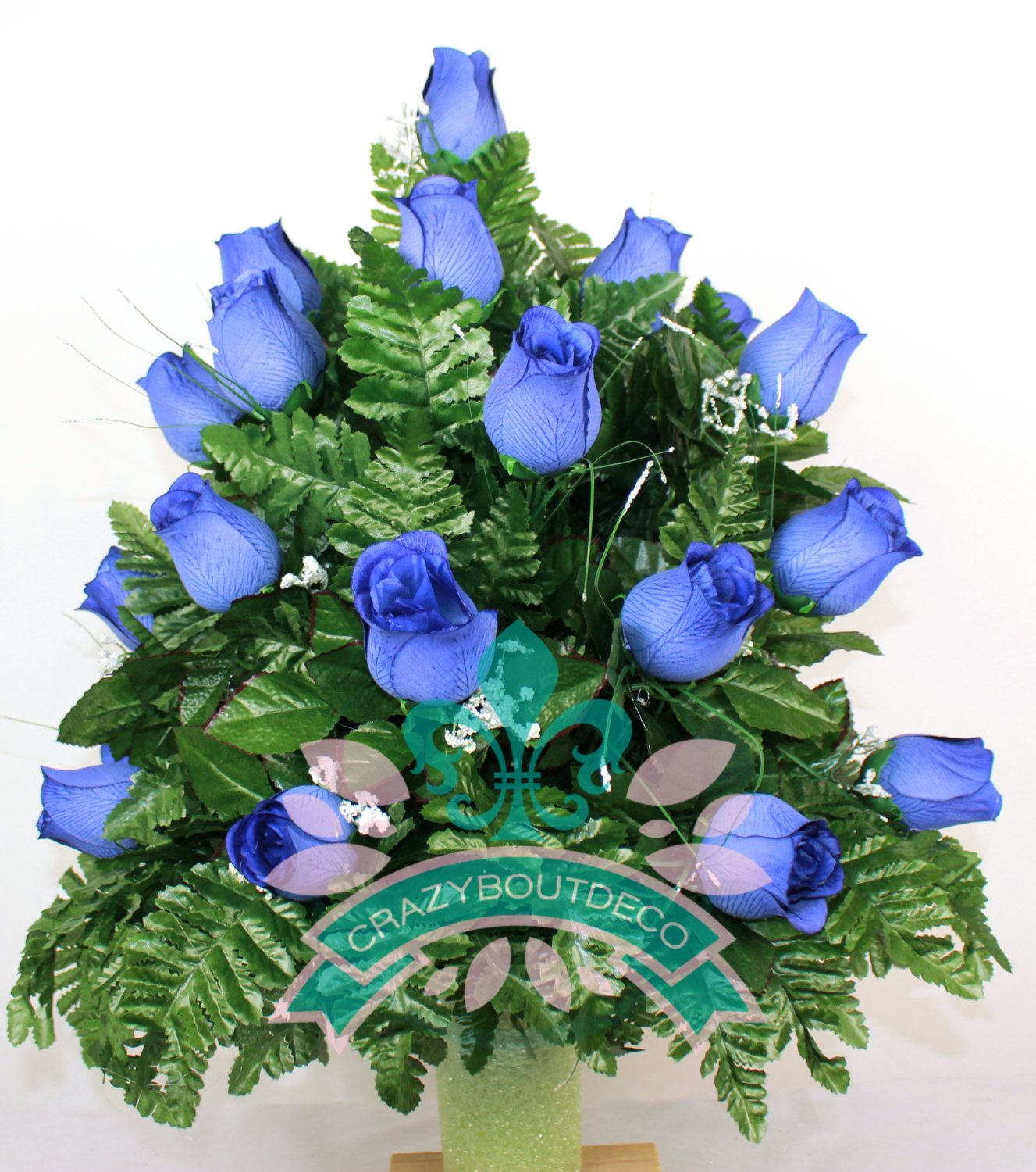 vase flower decorations products cemetery r vases memorial s of