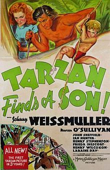 Watch Tarzan Finds a Son! Full-Movie Streaming