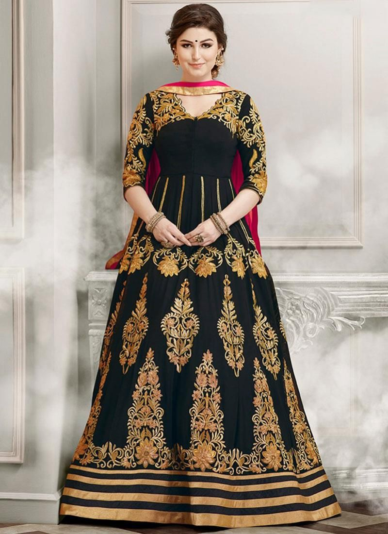 Buy excellent collection of designer salwar kameez and churidar